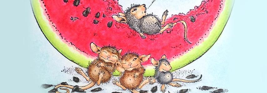 V hlavní roli myšky