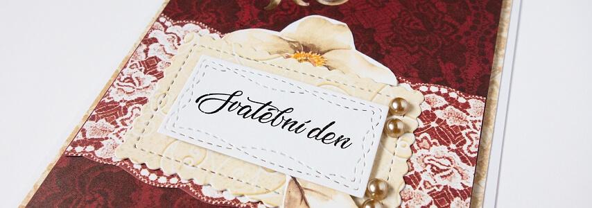 Royal wedding - papíry vskutku královské